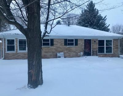 Kenosha Single Family Home Active Contingent With Offer: 434 8th St