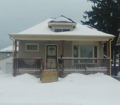 Racine Single Family Home Active Contingent With Offer: 2027 Superior St