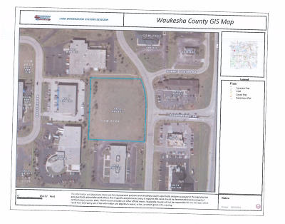 Waukesha County Residential Lots & Land For Sale: Lt2 Corporate Center Dr