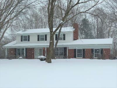 Waukesha County Single Family Home Active Contingent With Offer: 4366 S Mary Ross Dr