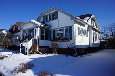 Racine Single Family Home For Sale: 2323 Superior St