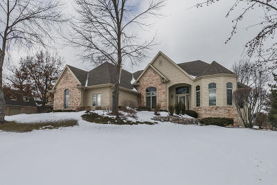 Waukesha County Single Family Home For Sale: 764 Royal Troon Ct