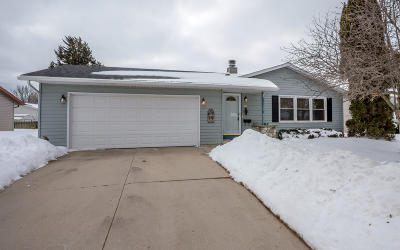 Sheboygan Single Family Home For Sale: 2217 Carmen Ave