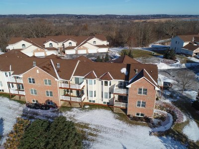 Mukwonago Condo/Townhouse Active Contingent With Offer: 420 E Veterans Way #4