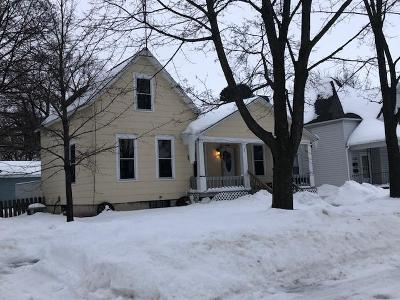 Single Family Home Active Contingent With Offer: 1310 Garfield