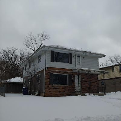 Milwaukee County Two Family Home For Sale: 6408-10 N 56th St