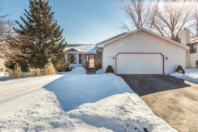 Racine Single Family Home Active Contingent With Offer: 2801 Northbridge Dr