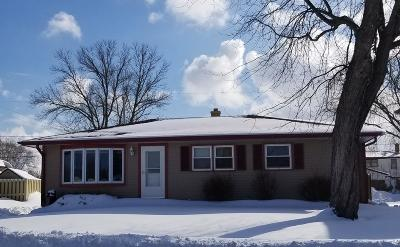 South Milwaukee WI Single Family Home For Sale: $144,900