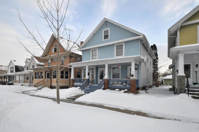 Racine County Two Family Home For Sale: 3013 Wright Ave