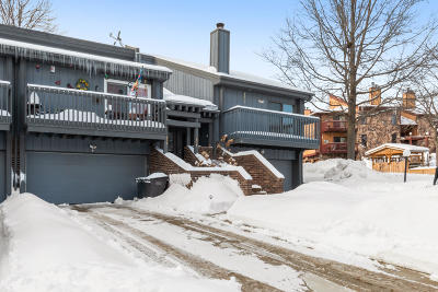 Lake Geneva Condo/Townhouse For Sale: 814 Kendall Ln