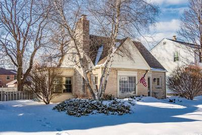 Whitefish Bay Single Family Home Active Contingent With Offer: 5573 N Berkeley Blvd