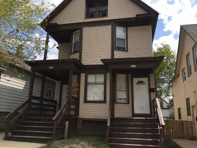 Milwaukee Multi Family Home For Sale: 1413-1415 W Greenfield Ave
