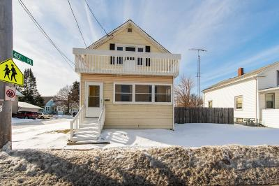 Kenosha County Two Family Home For Sale: 4026 Sheridan Rd