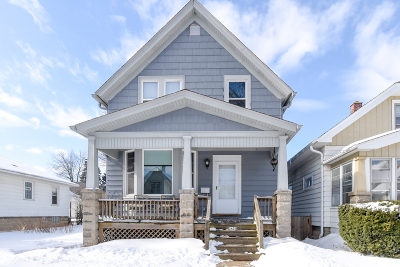 Milwaukee County Two Family Home For Sale: 3439 S California St