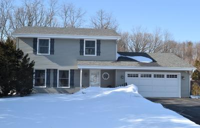 Mukwonago Single Family Home Active Contingent With Offer: S78w32100 Mark Ln