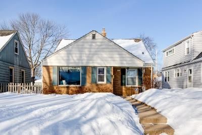 Milwaukee Single Family Home For Sale: 3137 N 79th St