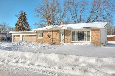Single Family Home Active Contingent With Offer: 1162 Todd