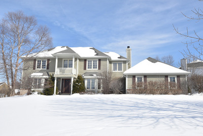 Pewaukee Single Family Home Active Contingent With Offer: 250 Hillwood Ct