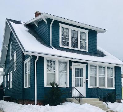 Sheboygan Single Family Home For Sale: 1531 N 17th