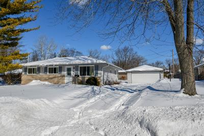 Waukesha County Single Family Home For Sale: 224 Shore Dr