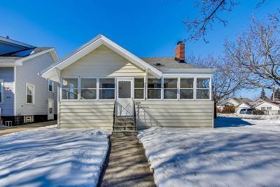Kenosha Single Family Home For Sale: 7602 14th Ave