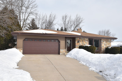 Port Washington Single Family Home Active Contingent With Offer: 1468 Cedar Dr