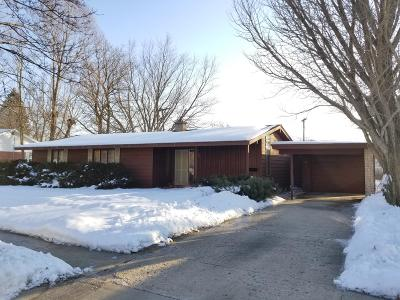Fort Atkinson Single Family Home For Sale: 316 McMillen St