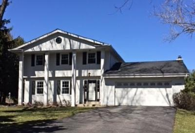 Waukesha County Single Family Home For Sale: W316n714 Heather Hl