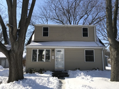 West Allis Single Family Home Active Contingent With Offer: 2475 S 95th St