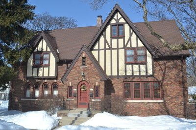 Wauwatosa Two Family Home Active Contingent With Offer: 8026 Rogers Ave #8028