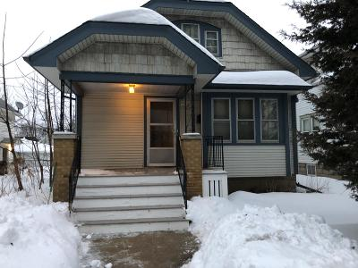 West Allis Single Family Home For Sale: 2254 S 62nd