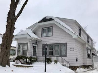Wauwatosa Two Family Home Active Contingent With Offer: 8312 W Stickney Ave #8314
