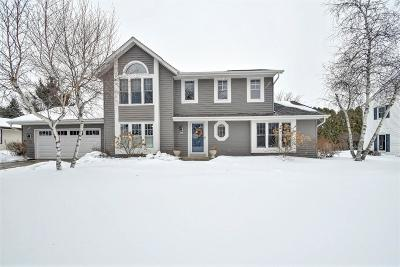 Grafton Single Family Home Active Contingent With Offer: 266 W Orchard Dr
