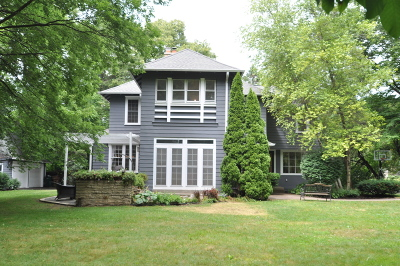 Glendale Single Family Home Active Contingent With Offer: 440 W Fairfield Ct