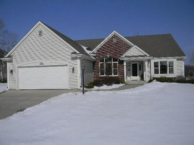 Kenosha Single Family Home For Sale: 2804 10 Pl
