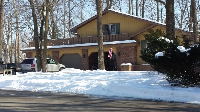 Sheboygan Falls Single Family Home Active Contingent With Offer: 206 Westwood Ct