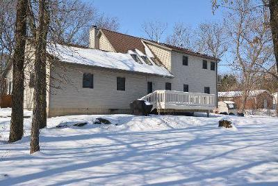 Fort Atkinson Single Family Home Active Contingent With Offer: N920 Us Highway 12