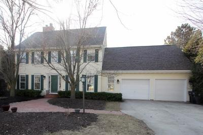 Sheboygan Falls Single Family Home Active Contingent With Offer: N5054 Big Bend Ln