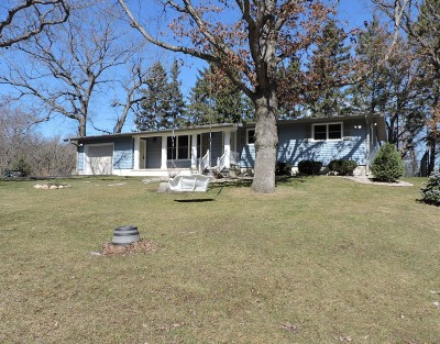 Whitewater Single Family Home Active Contingent With Offer: N7601 Pine Knolls Dr
