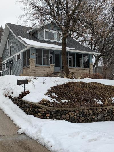 Waukesha Single Family Home Active Contingent With Offer: 329 Delafield St