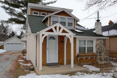 Okauchee Single Family Home Active Contingent With Offer: W348n5141 Elm Ave