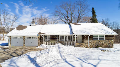 Richfield Single Family Home Active Contingent With Offer: 1820 State Road 164