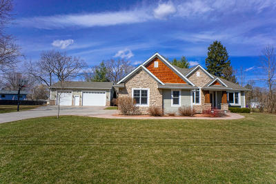 Muskego Single Family Home Active Contingent With Offer: S94w14422 Ryan Dr