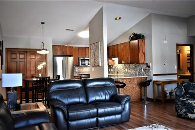Muskego Condo/Townhouse Active Contingent With Offer: S83w19568 Apollo Dr