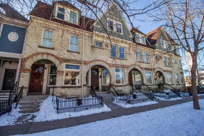 Milwaukee Condo/Townhouse Active Contingent With Offer: 1539 N Cass St