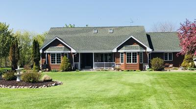 Hartford Single Family Home Active Contingent With Offer: 5781 State Road 175