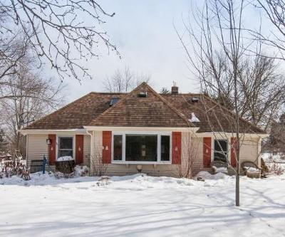 Menomonee Falls Single Family Home Active Contingent With Offer: N69w13556 Harding Dr