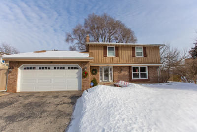 Mukwonago Single Family Home Active Contingent With Offer: 1102 Eastern Trl