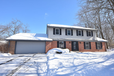 Thiensville Single Family Home Active Contingent With Offer: 610 Oakwood Dr