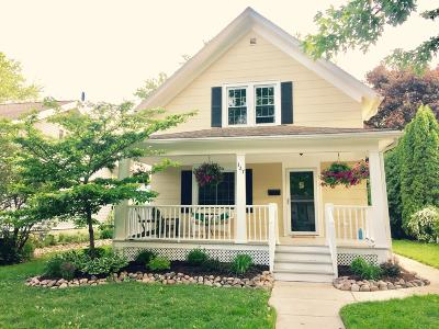 Oconomowoc Single Family Home Active Contingent With Offer: 327 W 3rd St